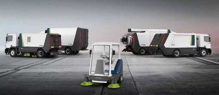 Big News! Qunfeng Urban Sanitation Vehicles Won The International iF Product Design Award 2019!