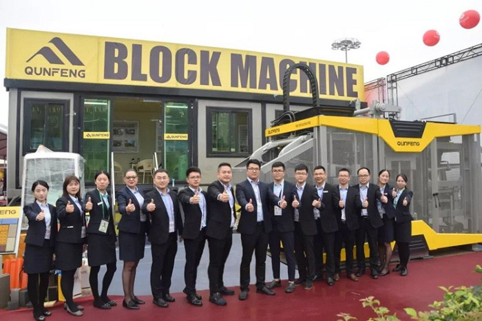 Wide World Open and Win Win Qunfeng Machinery Shape China Intelligent Maunfacturing Card