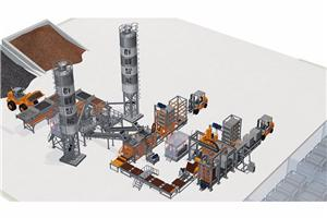 Fully Automatic Block Production Line With Curing Rack Manufacturers, Fully Automatic Block Production Line With Curing Rack Factory, Supply Fully Automatic Block Production Line With Curing Rack