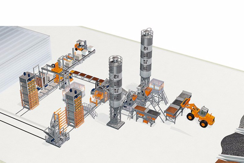 Fully-automatic Cement Block Moulding Machine Manufacturers, Fully-automatic Cement Block Moulding Machine Factory, Supply Fully-automatic Cement Block Moulding Machine
