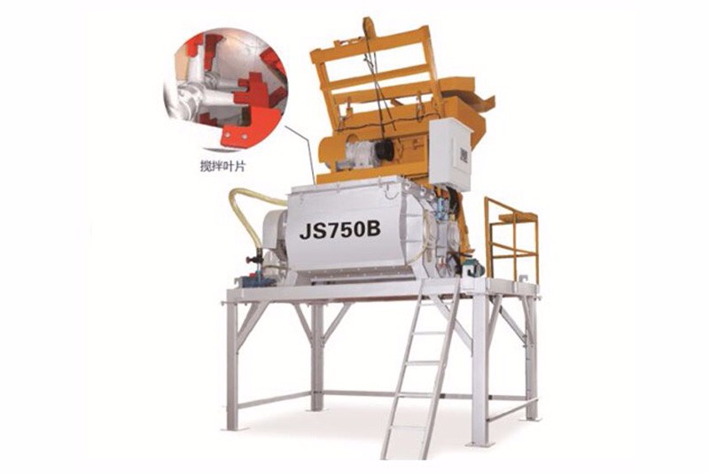 JS Series Concrete Mixer Manufacturers, JS Series Concrete Mixer Factory, Supply JS Series Concrete Mixer