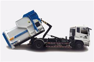 Garbage Truck With Detachable Carriage Manufacturers, Garbage Truck With Detachable Carriage Factory, Supply Garbage Truck With Detachable Carriage