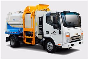 Side-loading Garbage Compression Truck Manufacturers, Side-loading Garbage Compression Truck Factory, Supply Side-loading Garbage Compression Truck