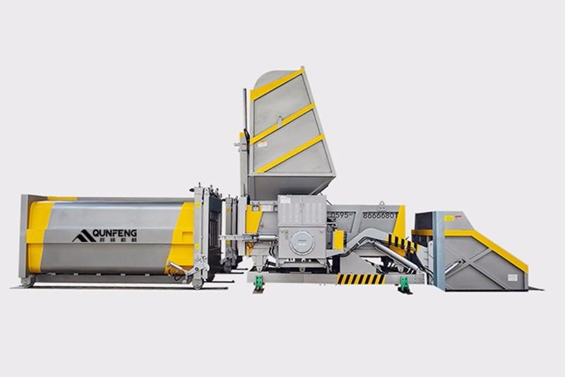 Horizontal Split Machine Garbage Compression Station Manufacturers, Horizontal Split Machine Garbage Compression Station Factory, Supply Horizontal Split Machine Garbage Compression Station