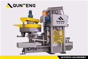 High-speed Elaborate Colored Roof Tile Moulding Machine