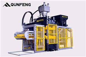 Automatic Hydraulic Pressing Block Machine