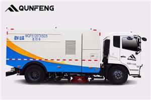 Eco-friendly Multi-functional Cleaning And Sweeping Truck Manufacturers, Eco-friendly Multi-functional Cleaning And Sweeping Truck Factory, Supply Eco-friendly Multi-functional Cleaning And Sweeping Truck
