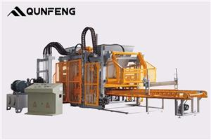 Qunfeng Fly Ash Brick Making Machine