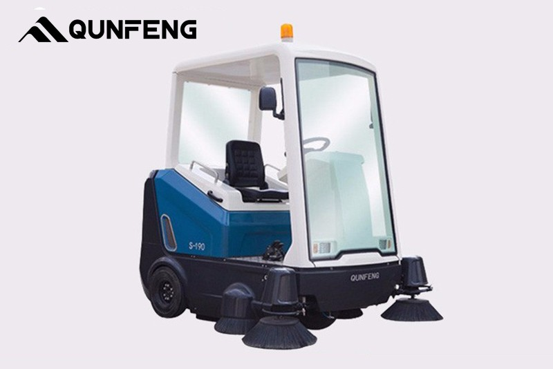 Electric Sweeper Manufacturers, Electric Sweeper Factory, Supply Electric Sweeper