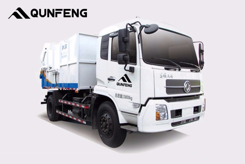Dump Garbage Truck Manufacturers, Dump Garbage Truck Factory, Supply Dump Garbage Truck
