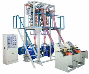 Two Heads Film Blowing Machine Manufacturers, Two Heads Film Blowing Machine Factory, Supply Two Heads Film Blowing Machine