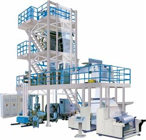 Ldpe 3 Layers Plastic Film Blowing Machine Manufacturers, Ldpe 3 Layers Plastic Film Blowing Machine Factory, Supply Ldpe 3 Layers Plastic Film Blowing Machine