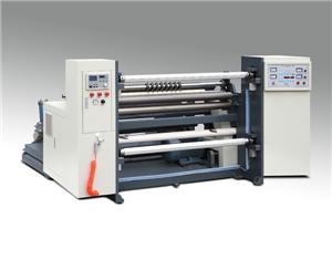 Jumbol roller horizontal slitting machine