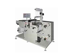 Blank Label Die Cutter