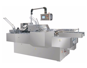 Box Packing Machine For Cosmetic