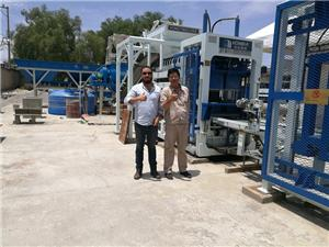 Application of brick making machine in Mexico