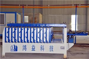 The Horizontal & Vertical EPS Light Weight Wall Panel Production Line