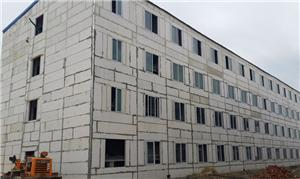 Application of EPS light Wall Panel production line products