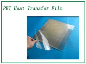 Glossy Effect PET Heat Transfer Film