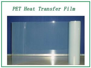 Single Coating PET Heat Transfer Film