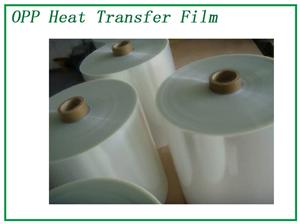 Double Side Coating PET Heat transfer film