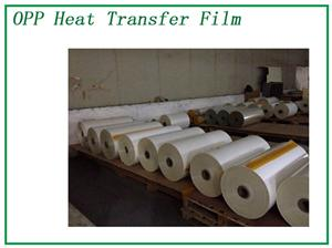 Hot Peel PET Thermal Transfer Film