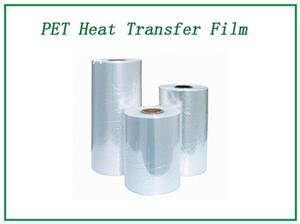 Hot Peel Glossy PET Sheet