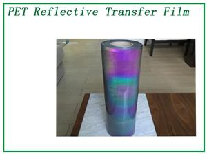 Stripe Reflective Lettering Transfer Film