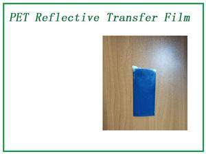 Blue-green Elasticity Reflection Transfer Film