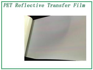 Elasticity Transparent Reflection Transfer film