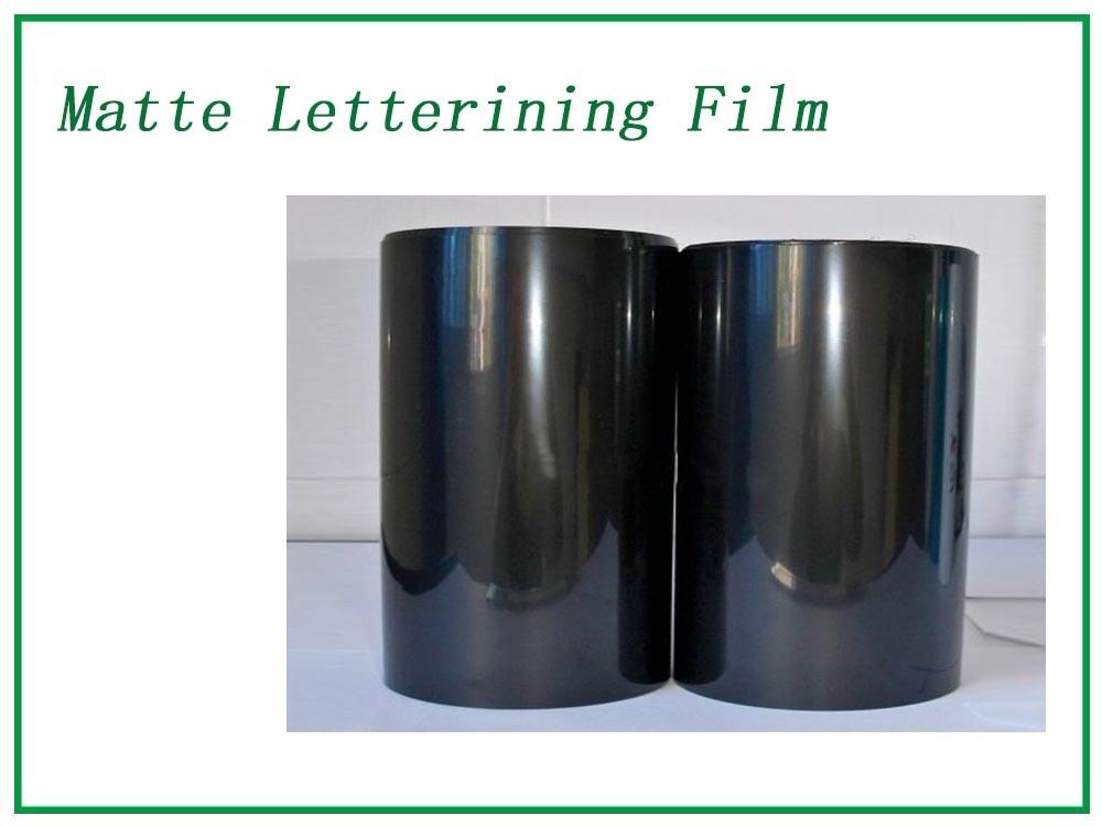 Elasticity Matte Lettering Film Manufacturers, Elasticity Matte Lettering Film Factory, Supply Elasticity Matte Lettering Film