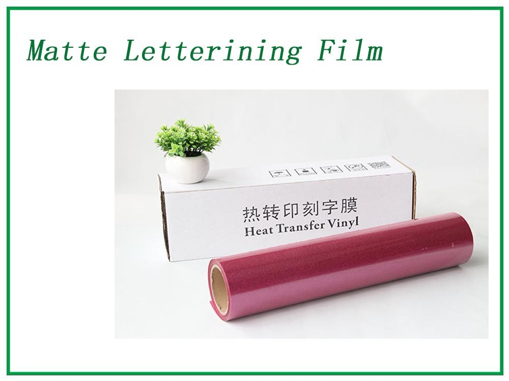 Red Matte Lettering Film Manufacturers, Red Matte Lettering Film Factory, Supply Red Matte Lettering Film