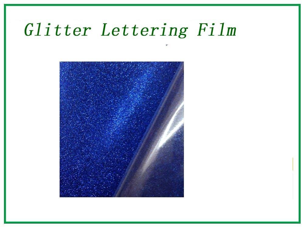 Glitter Laser dark blue lettering film Manufacturers, Glitter Laser dark blue lettering film Factory, Supply Glitter Laser dark blue lettering film