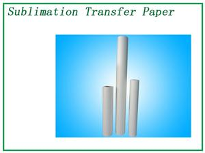 PET Sublimation Paper QTP001 sublimation heat transfer paper