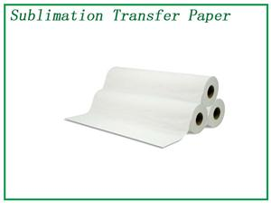 PET Transfer Sublimation Paper QTP002 sublimation heat transfer