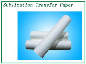 sublimation supplies wholesale Sublimation Transfer Paper QTP004