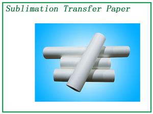 Sublimation Heat Transfer PET Film QTP006 custom sublimation printing