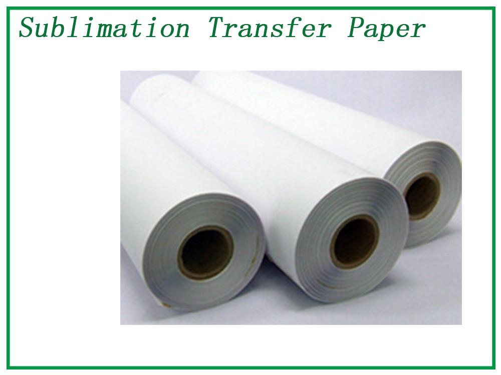 PET Heat Sublimation Paper-QTP022 Manufacturers, PET Heat Sublimation Paper-QTP022 Factory, Supply PET Heat Sublimation Paper-QTP022