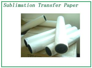 Sublimation Heat Thermal Paper QTP025