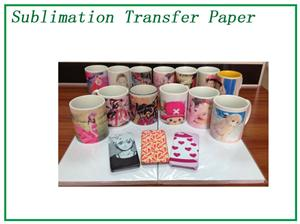 Heat Thermal Sublimation Paper QTP027
