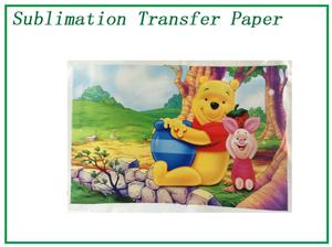 Sublimation Paper QTP028 Thermal Heat Transfer Film