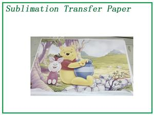 Sublimation Paper QTP029 Heat Transfer Film