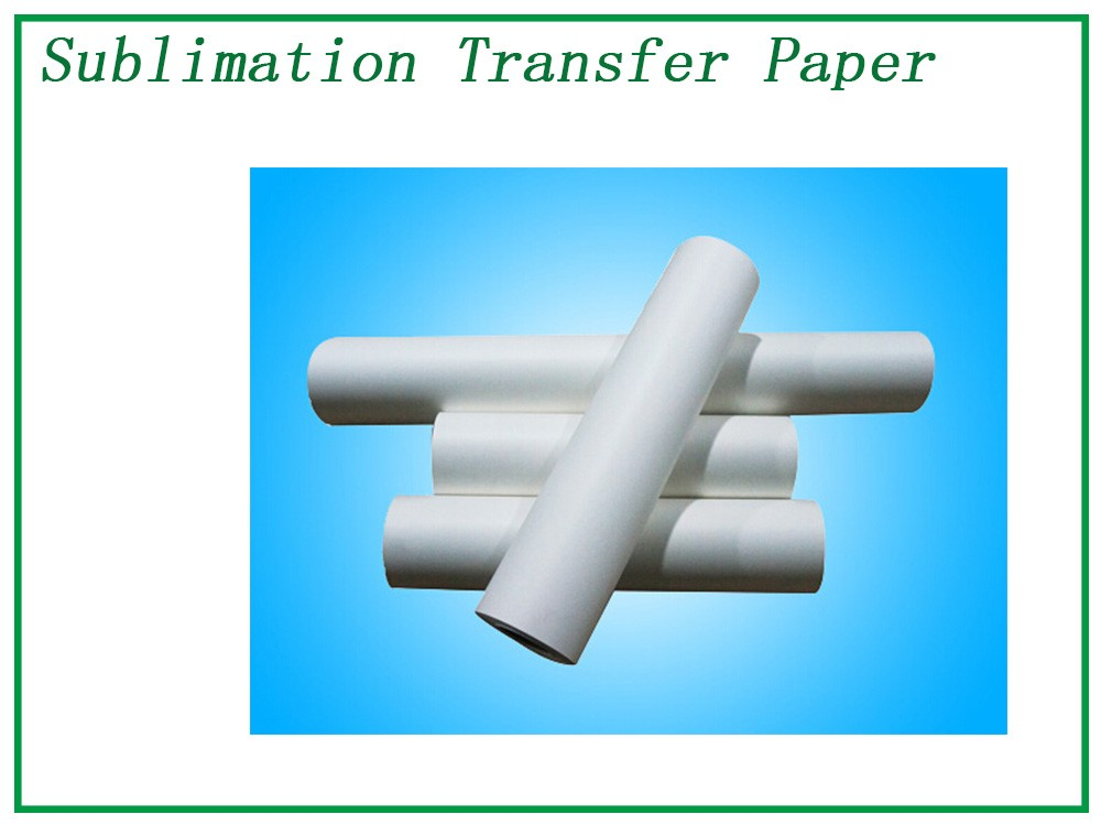 Sublimation Paper QTP038 PET Transfer Film