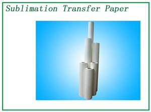 <Heat Transfer PET Sublimation Paper-QTP040