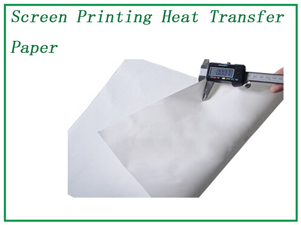 Heat Transfer Paper Silk Screen Printing QTS001 Manufacturers, Heat Transfer Paper Silk Screen Printing QTS001 Factory, Supply Heat Transfer Paper Silk Screen Printing QTS001