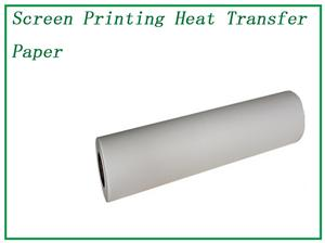 PET Heat Transfer Film Silk Screen Printing QTS004