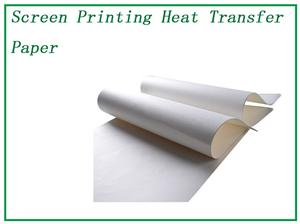 Heat PET Thermal Transfer Paper Silk Screen Printing QTS005