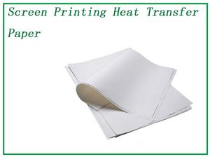 Heat PET Transfer Film Silk Screen Printing QTS007