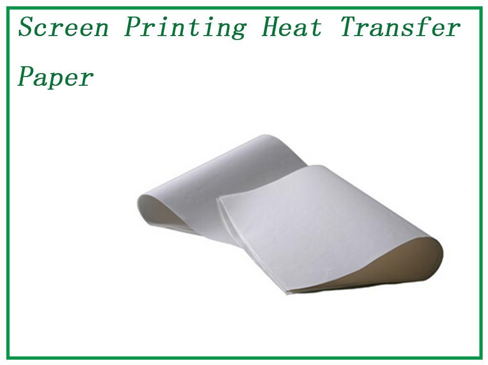 Heat Transfer Paper Silk Screen Printing Paper QTS012 Manufacturers, Heat Transfer Paper Silk Screen Printing Paper QTS012 Factory, Supply Heat Transfer Paper Silk Screen Printing Paper QTS012