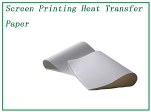 Heat Transfer Paper Silk Screen Printing Paper QTS012